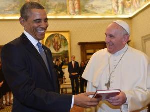 Pope and Prez