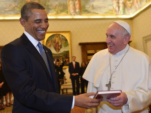 Pope and Prez