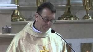 Singing padre