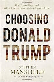 Mansfield Trump book cover
